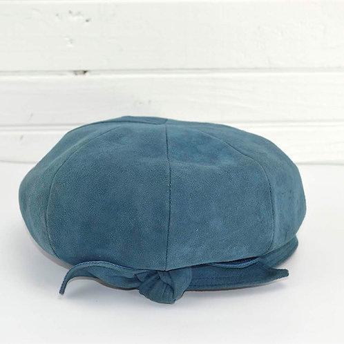Saks Fifth Avenue Suede Hat #176-48