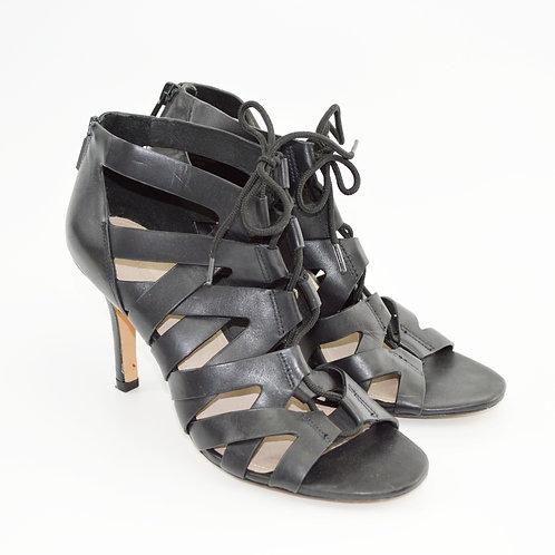 Pour La Victorie Lace-Up Heels #123-333