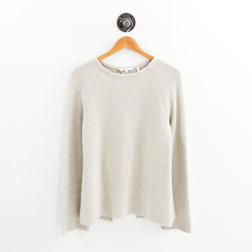 Helmut Lang Tie Back Sweater #126-111