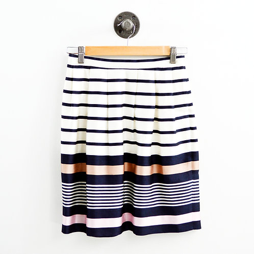 Raoul Striped Skirt #135-194
