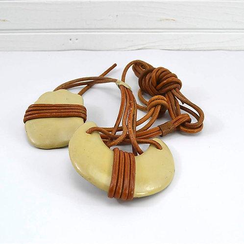 Lisandro Sarasola Leather Belt #170-445