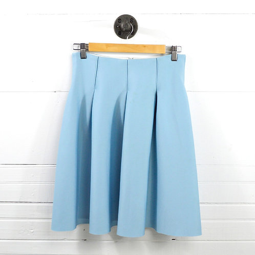 1 State Pleated Scuba Skirt #151-89