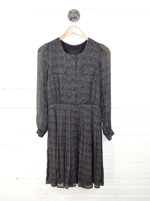 J. Crew Silk Polka-Dot Dress #138-25