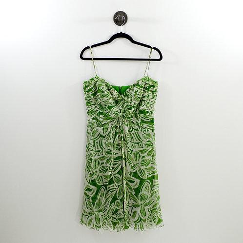 Tadashi Collection Floral Dress #189-3026