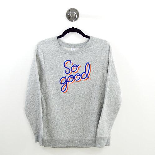 Old Navy 'So Good' Sweatshirt #123-2094