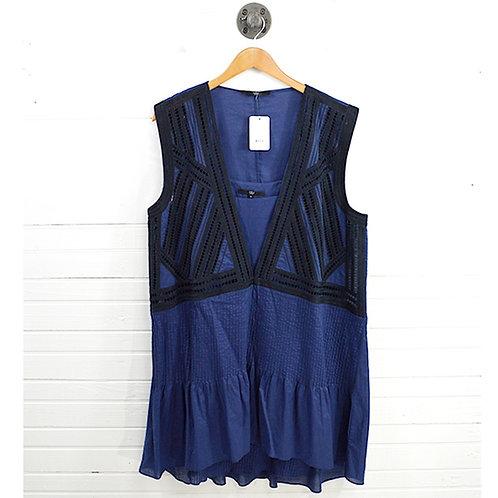 Tibi Eyelet Dress #131-190
