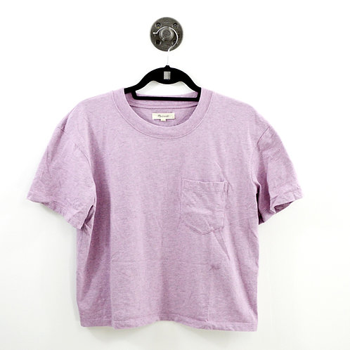 Madewell Single Pocket T-Shirt #123-2071