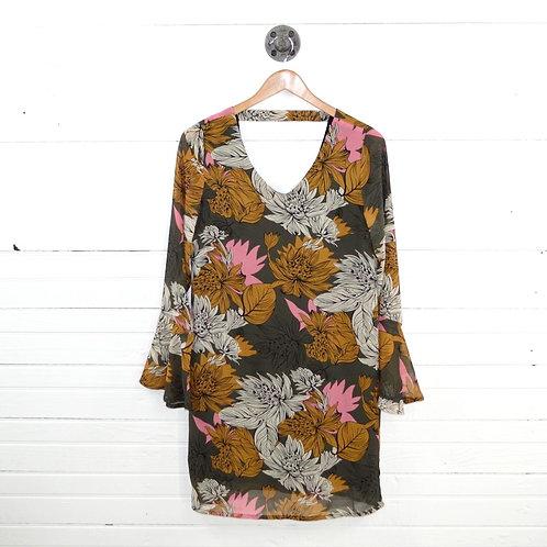 Patrizia Luca Floral Dress #160-11