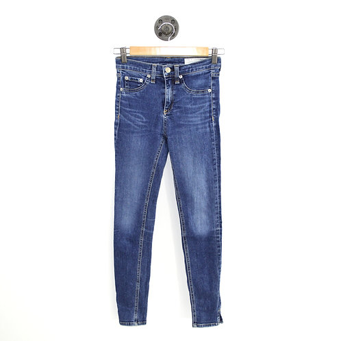 Rag & Bone/ Jean 10 inch Capri #168-12