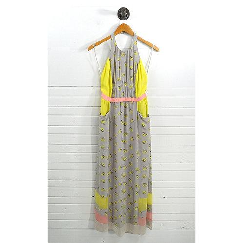 Rebecca Taylor Floral Print Maxi Dress #185-26