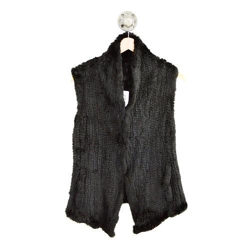 June Fur Vest #135-150