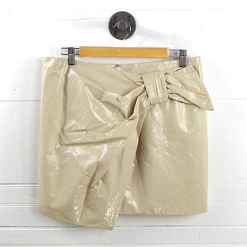 Isabel Marant Bow Front Mini Skirt #131-34