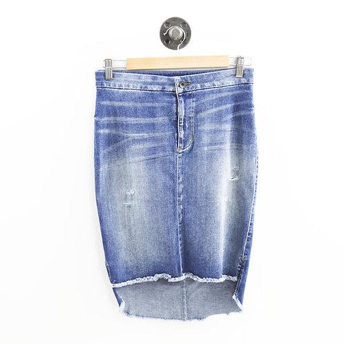 Guess Denim Jean Skirt #175-50