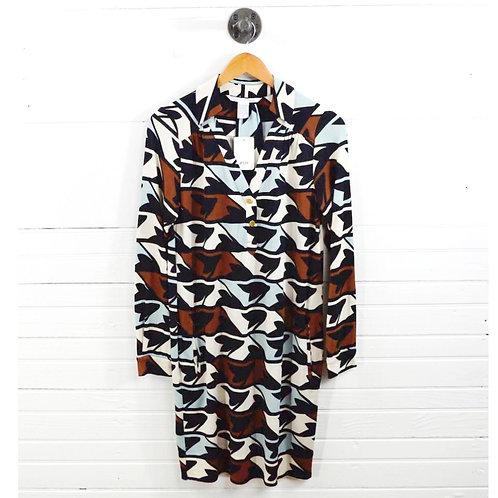 Diane Von Furstenberg Print Dress #129-40