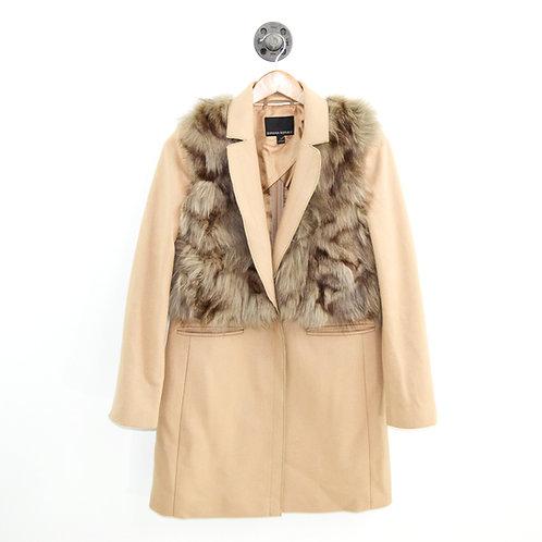 Banana Republic Faux Fur Coat #185-73
