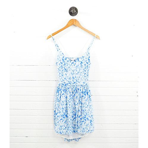 Joie Cut Back Floral Print Dress #185-18