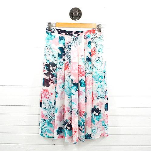 Lovers + Friends Floral Midi Skirt #185-44