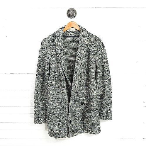 Goriinii Iin Knit Long Line Cardigan/ Blazer #170-69