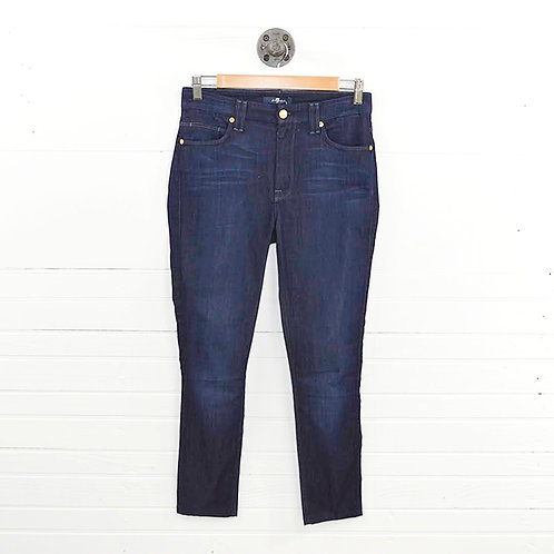 7 For All Mankind Skinny Jean #127-58