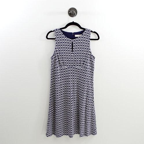 Loft Print Dress #166-1300