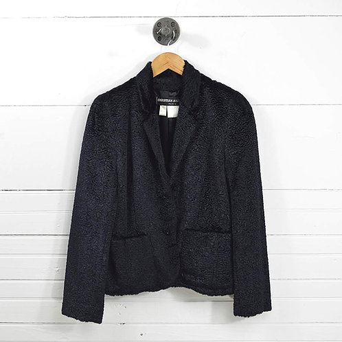 Christian Aujard Paris Crushed Velvet Blazer #170-80