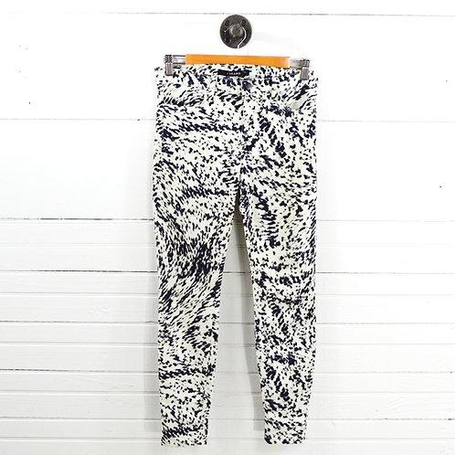J Brand Super Skinny Print Jeans #126-82
