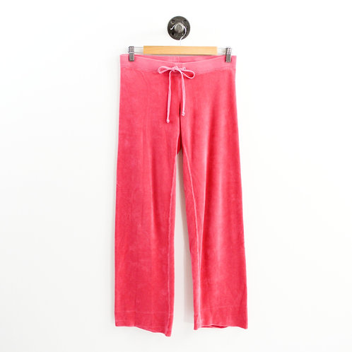 Juicy Couture Velour Pant #186-109