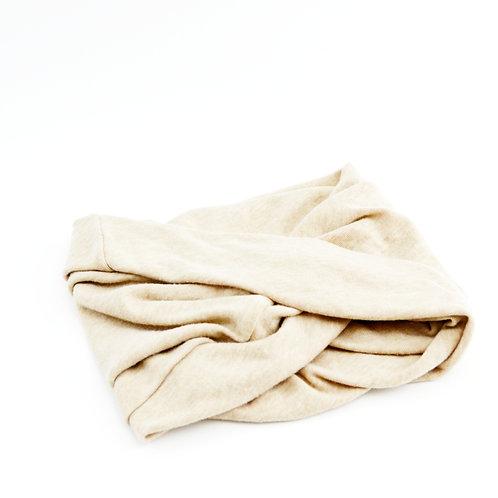 Beige Twist Head Turban/Headband #175-1802