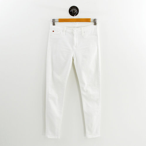 Hudson Midrise Nico Super Skinny Jeans #123-326