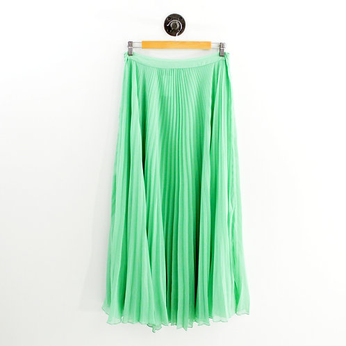Rag & Bone/ Jean Pleated Midi Skirt #127-70