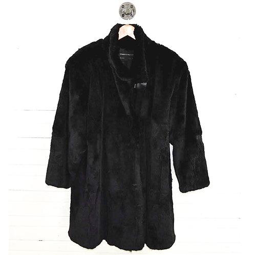 Estardo Di Valenteno Fur Coat #166-12