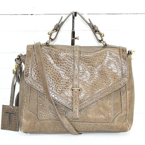 Tory Burch Leather Shoulder Bag #166-19