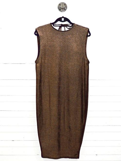 The Fifth Label Metallic Maxi Dress #135-1783