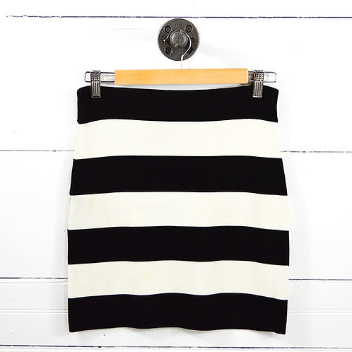 Theory Striped Mini Skirt #127-31