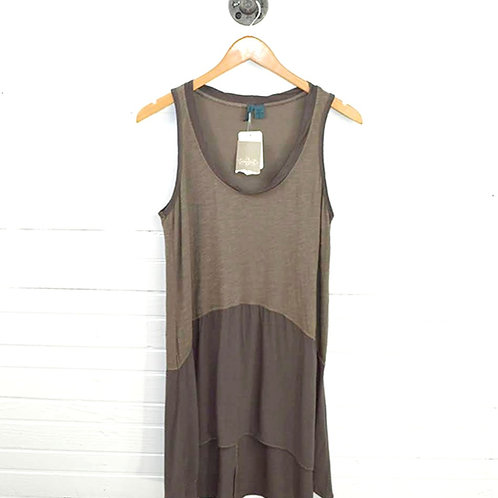 LEFT OF CENTER TUNIC TOP #123-1733