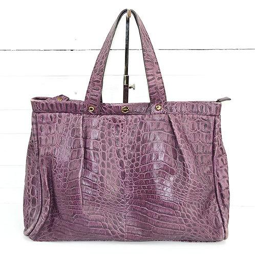 Lodis Leather Shoulder Bag #166-17