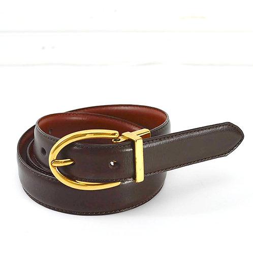 Ralph Lauren Reversible Leather Belt #170-469
