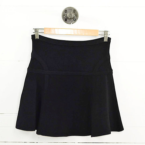 Dvf 'Flote Solid' Skater Skirt #127-49