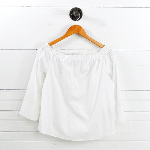 Zara Off the Shoulder Blouse #135-1719