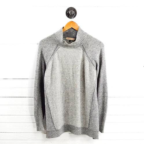 Rebecca Taylor Mock Neck Sweater #185-60