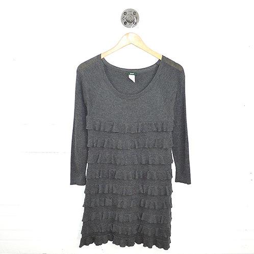 J. Crew Knit Ruffle Dress #147-1465
