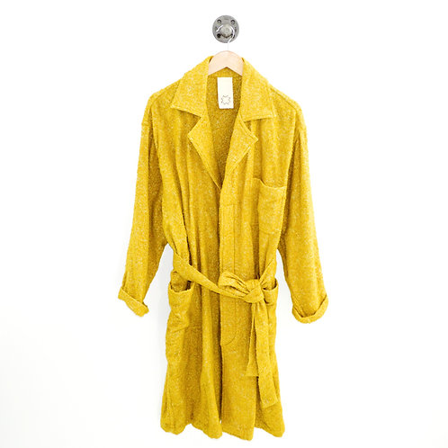 Over Sized Trench Coat #143-118
