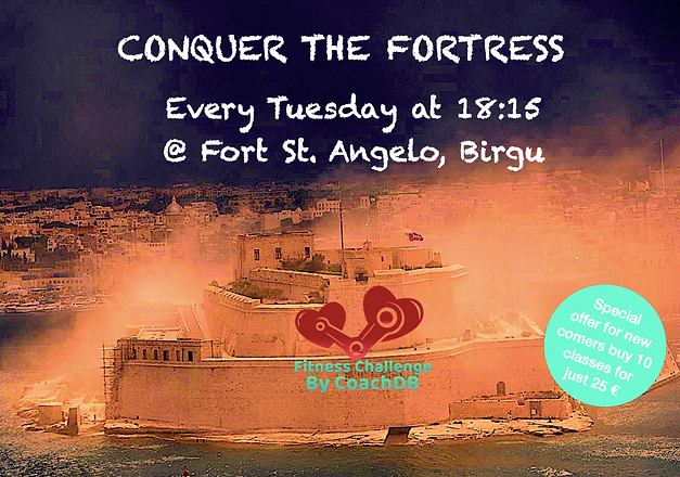 Conquer the Fortress
