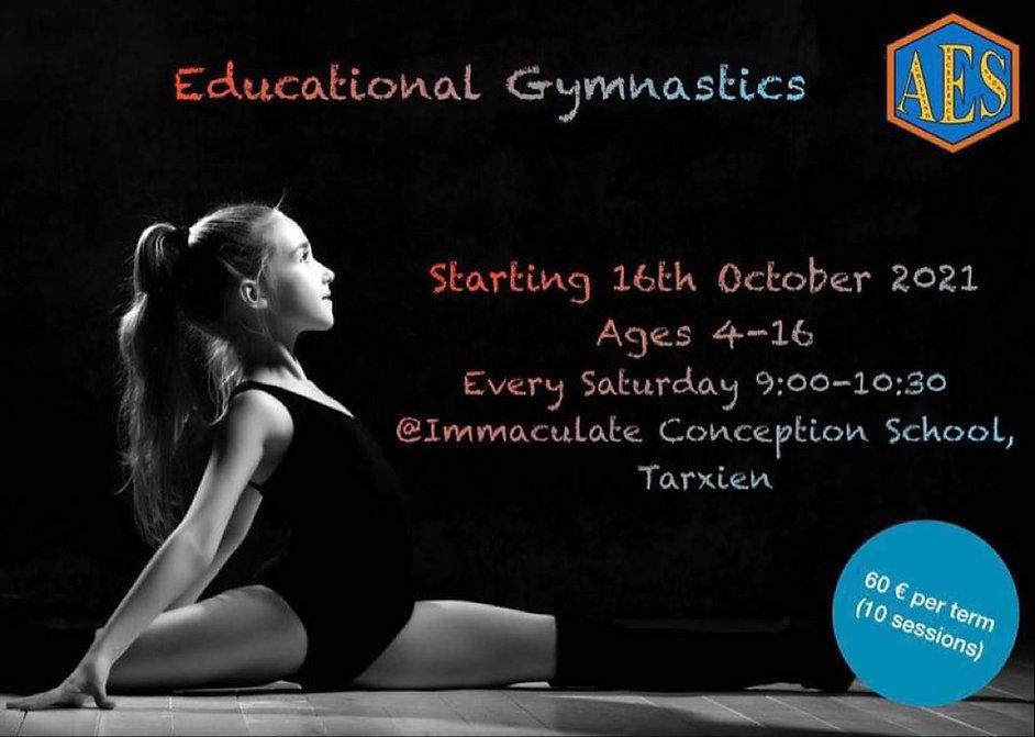 AES Gymnastics Malta