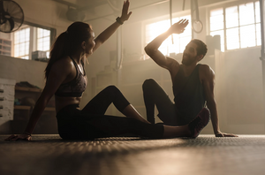 You are not alone! Grab a workout buddy and start your fitness journey - Blog