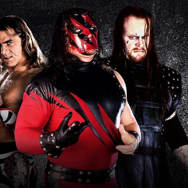 WWE: Untold