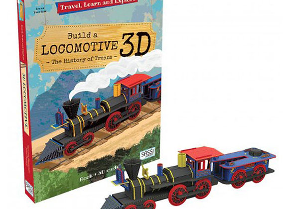 Locomotive 3D