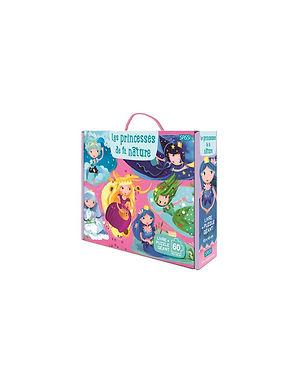 Puzzle - Les princesses de la nature