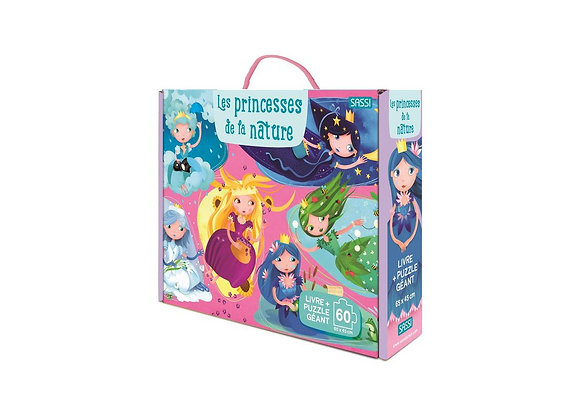 Puzzle - Les princesses de la nature
