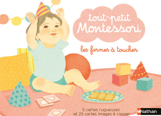 Les formes à toucher - Tout petit Montessori